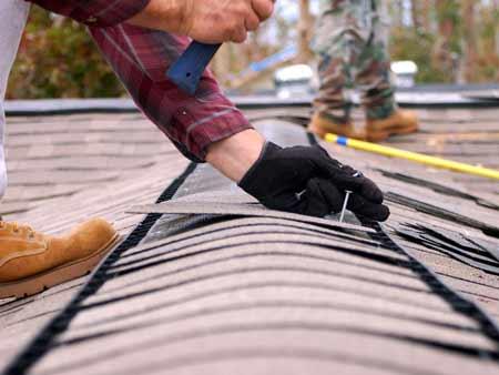устранение протечки крыши