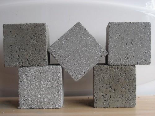 Подготовительные работы: выбор бетонной смеси